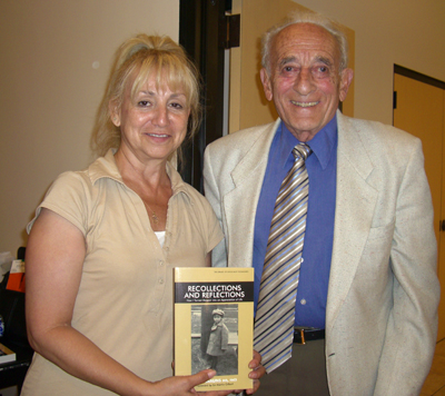 This is a picture of their meeting on July 5, 2008 in Covina, California.